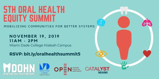 5th Oral Health Equity Summit