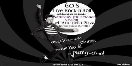 60's Live Rock and Roll Night tickets
