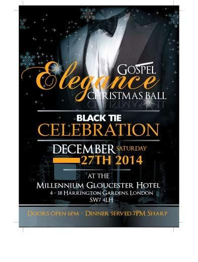 Gospel Elegance Christmas Ball