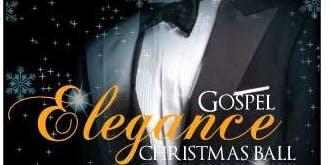Gospel Elegance Christmas Ball