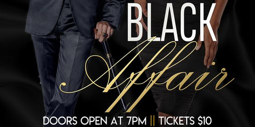 The Black Affair 2019