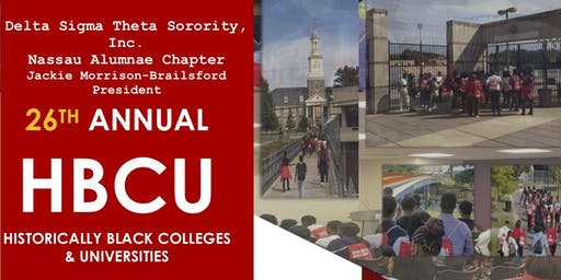 26th HBCU College Tour - Informational Session