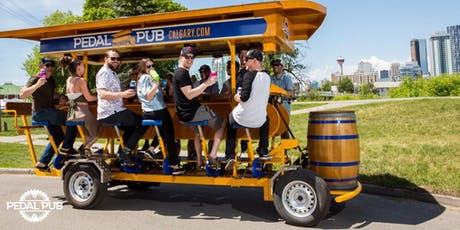 Pedal Pub Tour in Inglewood, Tuesday Sept 24 @5:30 PM tickets