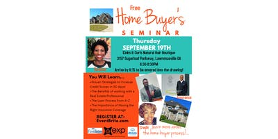 Home Buyer's Seminar
