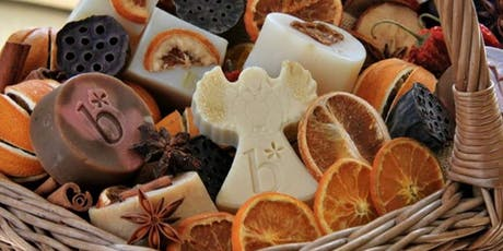 Beginners Natural Soap Making Christmas Workshop   tickets