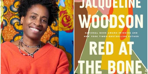 Jacqueline Woodson w Samira Ahmed on RED AT THE BONE