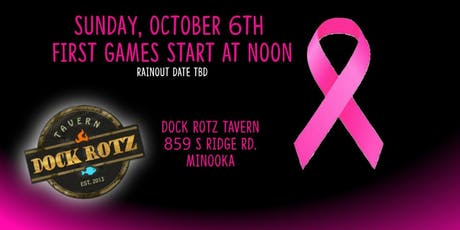 Pink Out Bags Tournament tickets