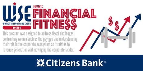 Financial Fitness Presented by Citizens Bank tickets
