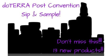 Team Essential Bliss - Redlands Post Convention Sip & Sample tickets