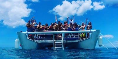 October 26th: Bikini Bottom's {Swim & Dance Cruise}