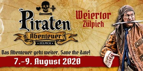 Piratenabenteuer Zülpich 2020 Tickets