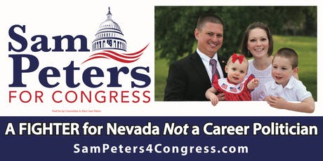 Sam Peters for Congress - Campaign Kickoff and Fundraiser tickets