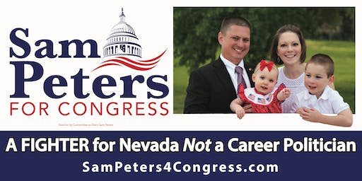 Sam Peters for Congress - Campaign Kickoff and Fundraiser