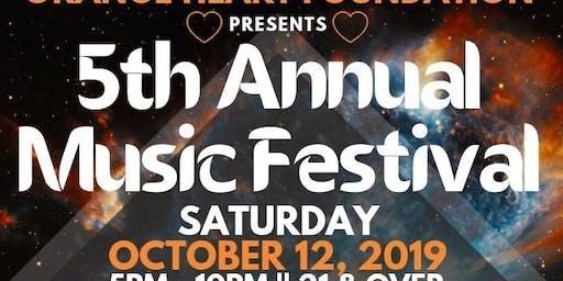 5th Annual Music Festival