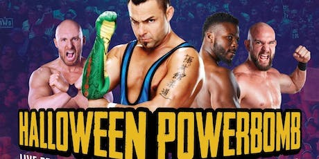 VSW PRESENTS: Halloween Powerbomb tickets