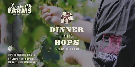 Dinner in the Hops