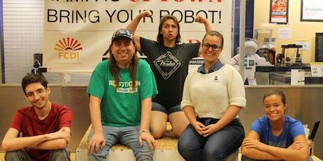 ROBOTICON FIRST Alumni Game Night at AMRoC Fab Lab tickets