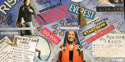 Vision Board Canvas Class (ADVENTURE)
