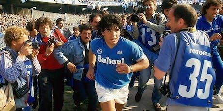 Clameur Du Cinema Presents: Diego Maradona tickets