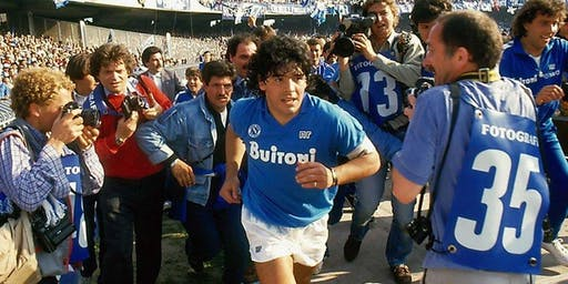 Clameur Du Cinema Presents: Diego Maradona