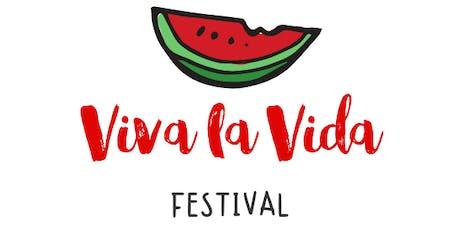 Viva la Vida Festival 2019 tickets