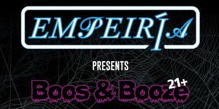 Empeiria Presents: Boos & Booze 2019
