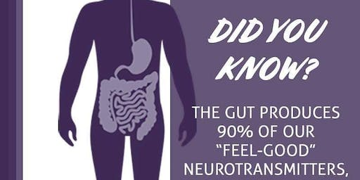 Improving Gut Health for Better Mental Wellness and Stress Management