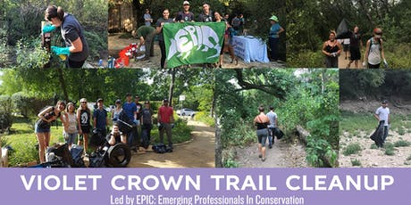 EPIC VCT Cleanup at the Slaughter Lane Trailhead tickets