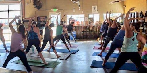 Namastache Yoga