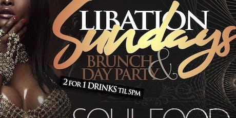 Libation Sundays Brunch & Day Party tickets