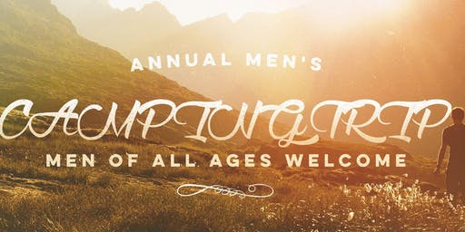 NJ/DE Men's Annual Camping Trip