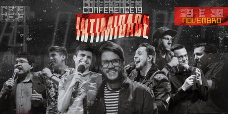 CONFERENCE19 - Intimidade tickets