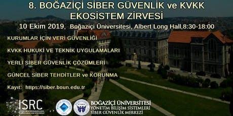 8.  BÜSİBER Boğaziçi Siber Güvenlik ve KVKK Zirvesi tickets