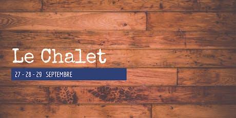 Chalet MGP - Édition 2019! billets