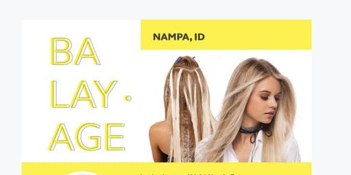 Learn how to paint seamless and  beautiful balayage