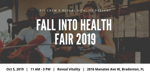 Fall into Health Fair 2019