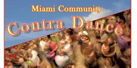 Miami Community ContraDance tickets