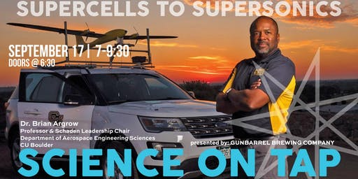 Science on Tap: Supercells to Supersonics