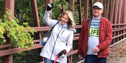 2019 Transplant 5K Shuffle Walk/Fun Run