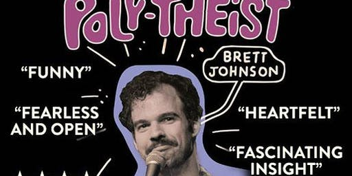 Floodwater Brewing presents: Poly-Theist (a solo comedy  show)