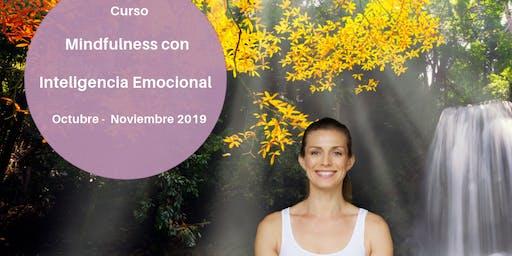 Curso de Mindfulness con Inteligencia Emocional Horario Mañana