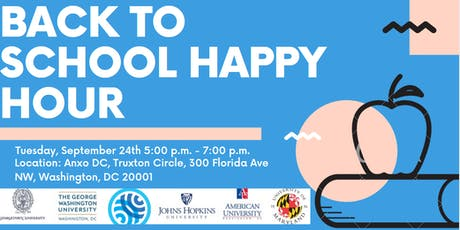 Back to School Happy Hour! tickets
