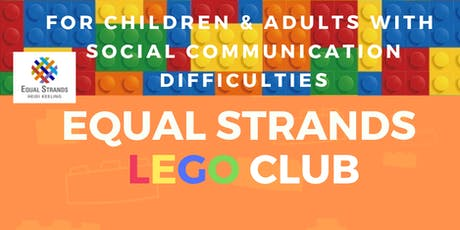 Equal Strands Lego Club - Open Morning tickets