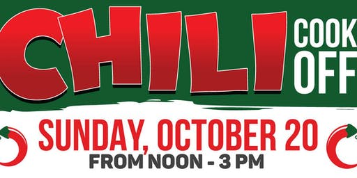 Chili Cook Off on The North Haven Green