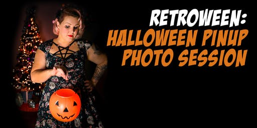 Retroween: Halloween Pinup Photo Session