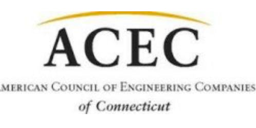 ACEC-CT Dinner Meeting with Linda Bauer Darr, President and CEO of the American Council of Engineering Companies