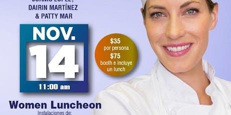 Lunch de Mujeres - Goya tickets