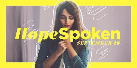 Hope Spoken 2019 - Women's Conference tickets