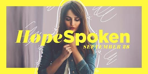 Hope Spoken 2019 - Women's Conference