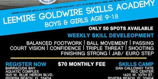 Leemire Goldwire Basketball Skills Academy